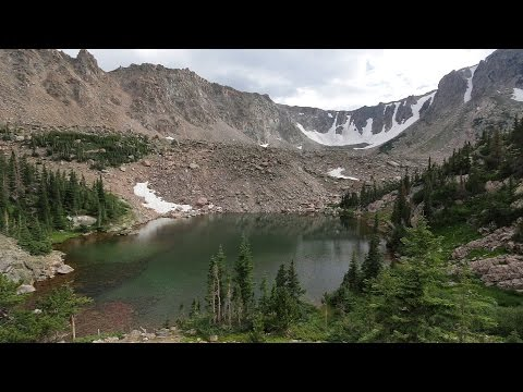 Hiking Colorado: Cirque Meadows And Emmaline Lake