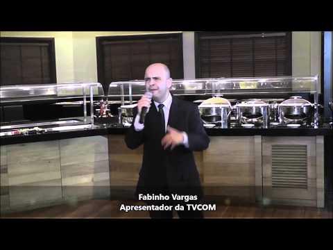 Testemunho de Fabinho Vargas (Apresentador da TVCOM) no Jantar da ADHONEP