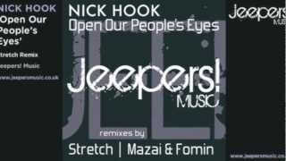 Nick Hook - Open Our People