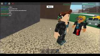 We found a rock in the middle of the road! ROBLOX Lumber Tycoon 2 w/Mitar, Tijana