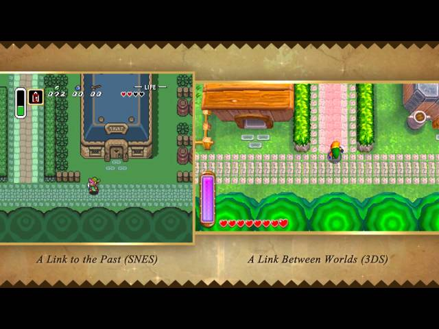 Tips For Playing The Legend Of Zelda: A Link Between Worlds