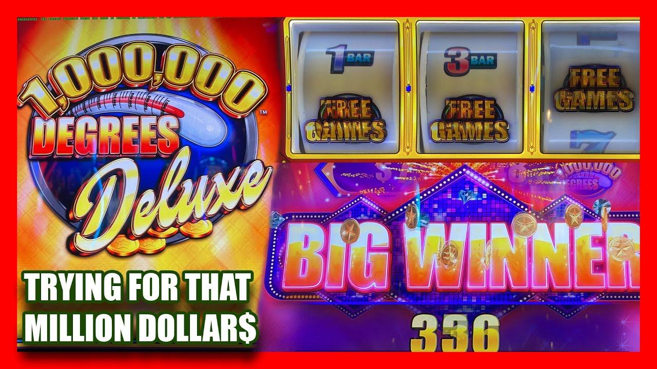 Download $1,000,000 DEGREES WINNER ★ BIG WINS AT COSMOPOLITAN LAS VEGAS ➜ MAX BET BONUSES!