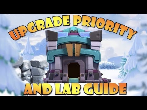 TH13 UPGRADE PRIORITY And LAB GUIDE - Upgrade Smart At Town Hall 13 In Clash Of Clans