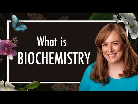 What is Biochemistry? What do Biochemists study? | Biology |
