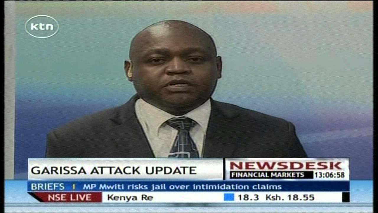 Kenyan Cabinet Secretaries Kenyan Cabinet Secretaries Give Updates On Develpoments Over