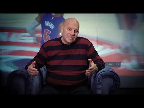 ТРК ВіККА: Михайло Бродський про оновлену спортивну залу школи №18