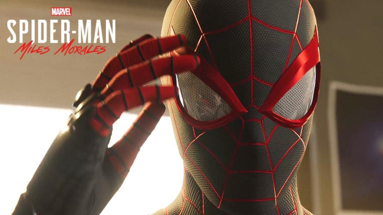Marvel's Spider-Man: Miles Morales PS5 Suit V2 - New Powers, Venom Strike, Theme (Spider-Man PS