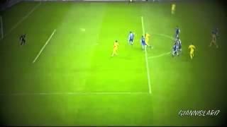 Лучшие приколы . Автогол Румыния-Греция Romania-Greece 1-1 Vasilis Torosidis Funny OwnGoal