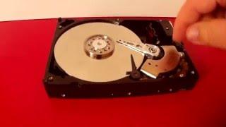 Почему портится жёсткий диск?