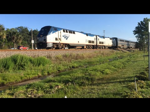 Longest Passenger Train in America, 50 Cars Long