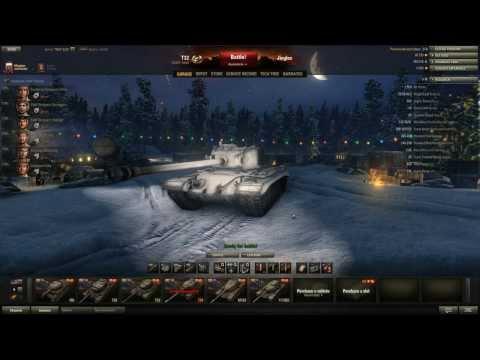World of Tanks - T32 Tier 8 Heavy Tank - Uncle Sam