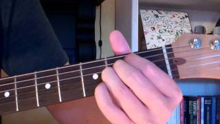 how to play the b7sus4 chord on guitar b seventh suspended fourth