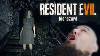 Resident Evil VII #2 Ucięła mi dłoń...