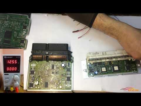 C чего начать ремонт ЭБУ: токопотребление