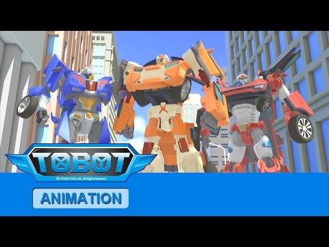 [English Version] Tobot Season1 Ep.22