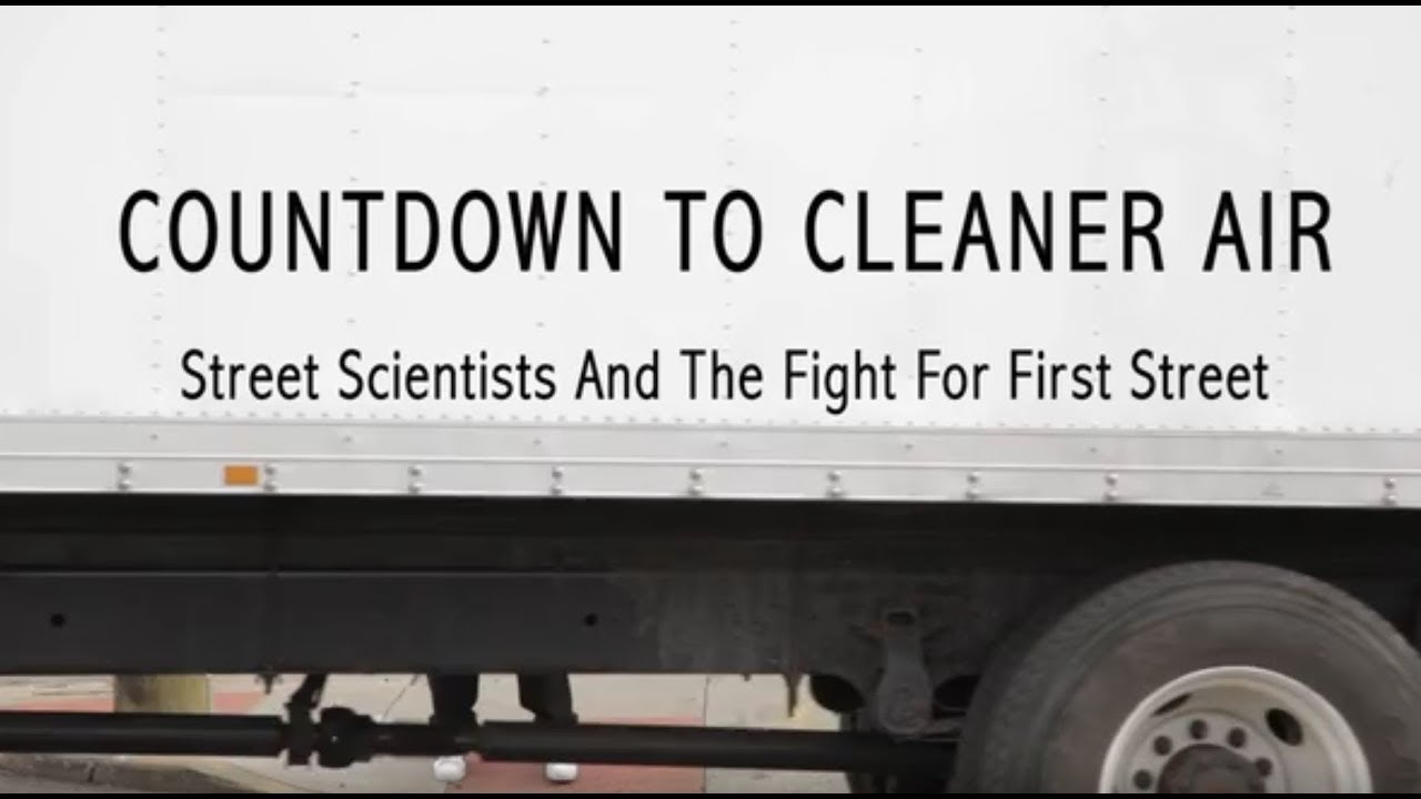 """Countdown to Cleaner Air"""", CEED/EOHSI Short Documentary"""