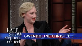 Gwendoline Christie's Motivation For Joining 'Star Wars: The Last Jedi'