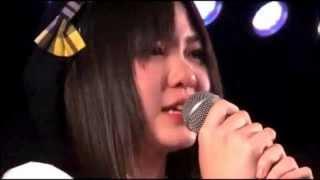 東日本大震災から1年後、2012年3月11日に開催されたAKB48『東日本大震災復興支援特別公演~誰かのためにプロジェクト~』より 東北出身のチームA(2012年3月11 ...