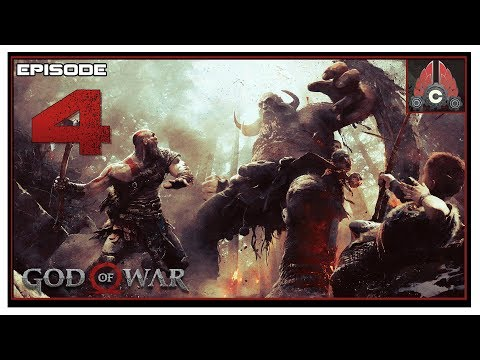 Let's Play God Of War With CohhCarnage (Hard Difficulty) - Episode 4