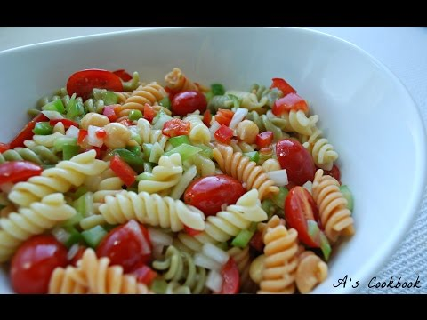 Simple Pasta Salad Recipe