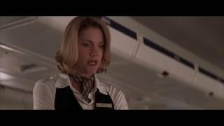 фрагмент из фильма 'Управление гневом ' - самолёт