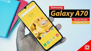 Samsung Galaxy A70 Review: Forget the S10