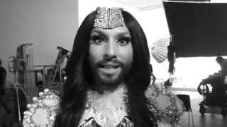Conchita Wurst – HEROES – excited to show it soon! #theunstoppables