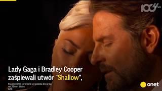 "Gambar cover Lady Gaga i Bradley Cooper zaśpiewali ""Shallow"" na Oscarach | Onet100"