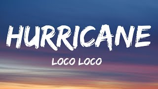 Hurricane - Loco Loco (Lyrics) Serbia 🇷🇸 Eurovision 2021