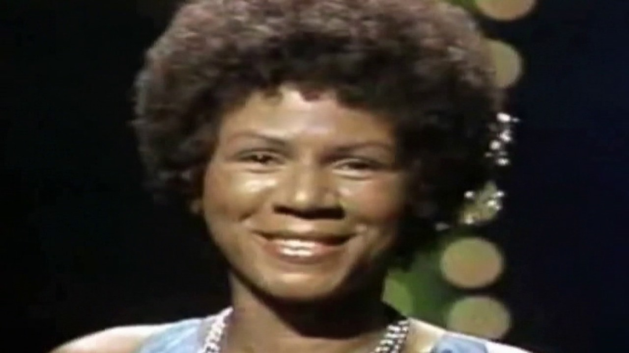 MINNIE RIPERTON Performs Live On The Tonight Show 1975