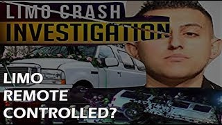 Limo Crash that killed 20 people was REMOTE CONTROLLED?