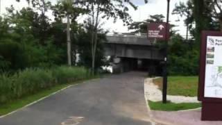 Sengkang park connector Sengkang Singapore open field adjac
