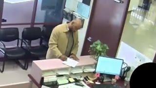 Video shows San Bernardino shooter trying to get into school