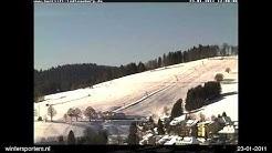Am Feldberg Todtnauberg webcam time lapse 2010-2011