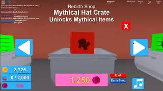 I Buy Mythical Crates!