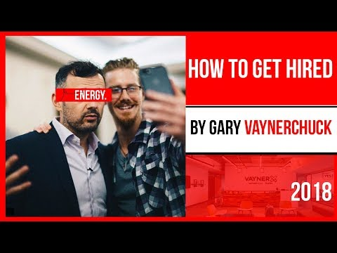 How to get hired by Vaynermedia 2018