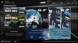 Taça das Nações FIA GT - Temporada 14 Rodada 1