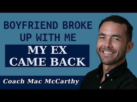 ex came back after dating someone else