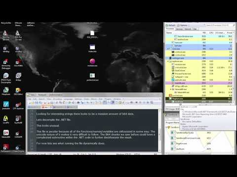Malware Analysis CVE2017 0199 RTF Document