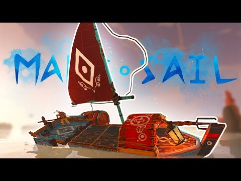 Make Sail - Sailing The Hurricane! - Besiege meets Sea of Thieves - Make Sail Gameplay Part 1