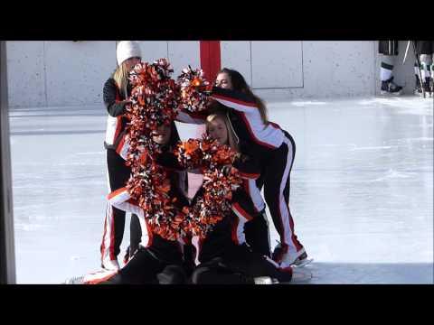 Grand Rapids Hockey vs Holy Family -Hockey Day Minnesota-2-6-16