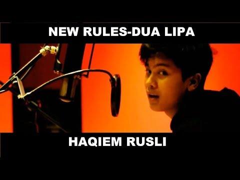 New Rules - Dua Lipa (HAQIEM RUSLI COVER)