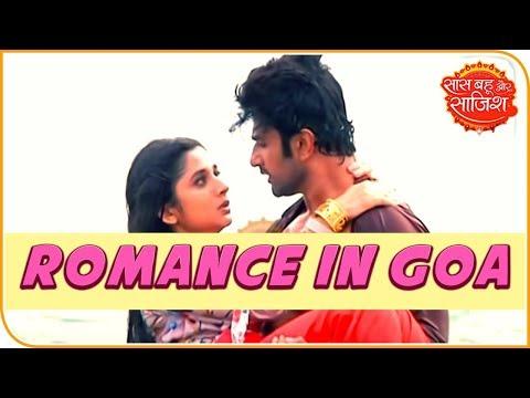 AJ and Guddan's romance in Goa   Guddan Tumse Na Ho Payega