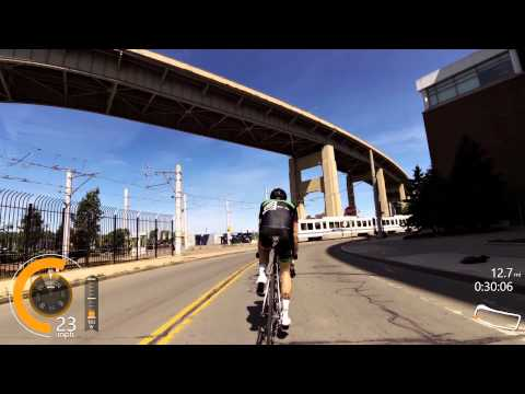 2 Days of Buffalo Canal Side Criterium Cat 4