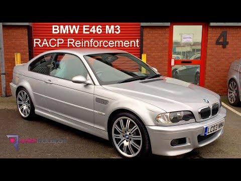 BMW E46 M3 - RACP Repair & Reinforcement Process