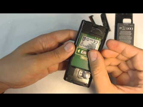 Nokia X6 disassembly
