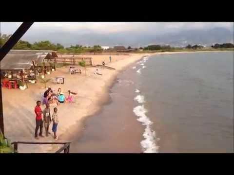 Tanganyika Lake in Bujumbura, Burundi!