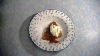 Parsnip Pudding - Vintage Recipe