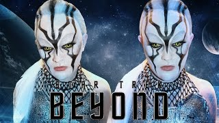 Jaylah - Star Trek Beyond - Makeup Tutorial!