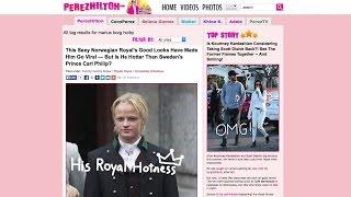 «Lille Marius» går viralt fordi han er sexy